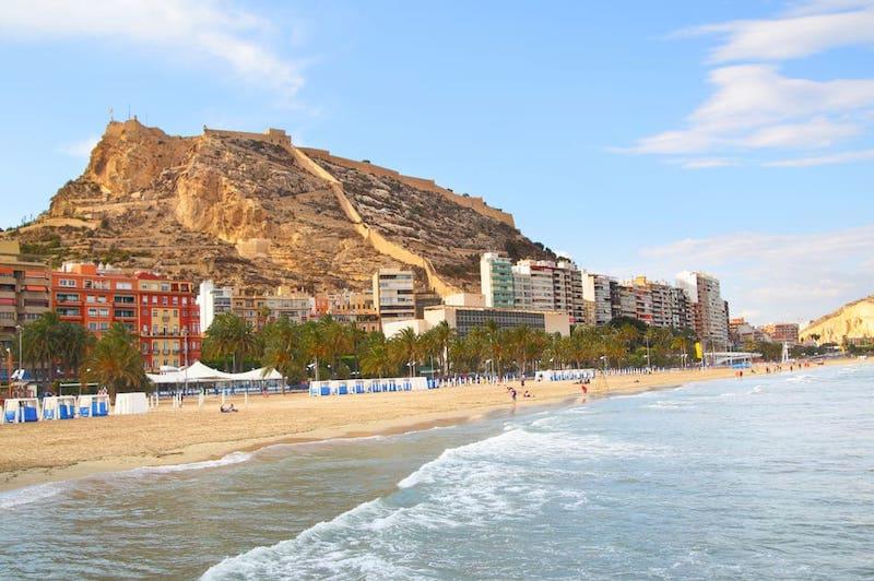 kust van Alicante