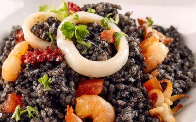 Spaans recept: arroz negro (zwarte rijst)