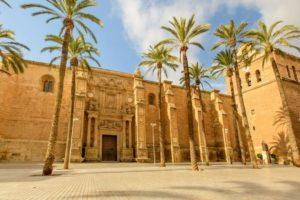 Almería kathedraal