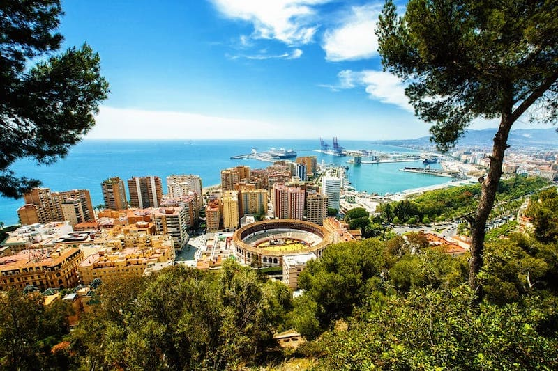 kust van Malaga