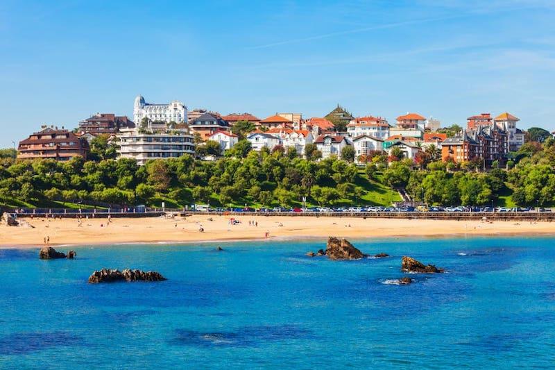 kust van Santander