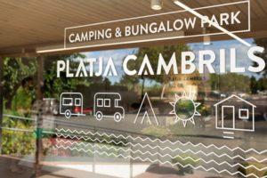 platja cambrils camping