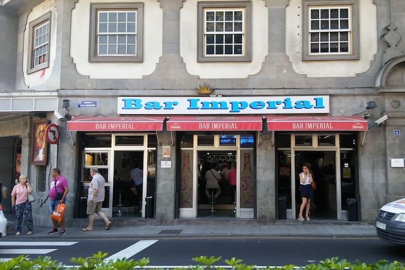 bar imperial santa cruz