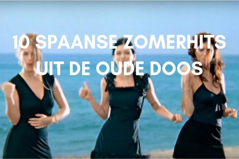 10 Spaanse zomerhits uit de oude doos