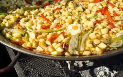 Spaans recept: Patatas a lo pobre