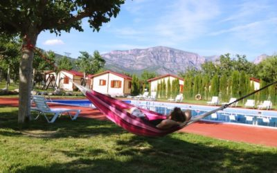 De beste campings van Aragón
