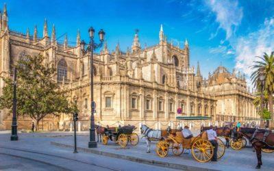 Bezoek de kathedraal van Sevilla