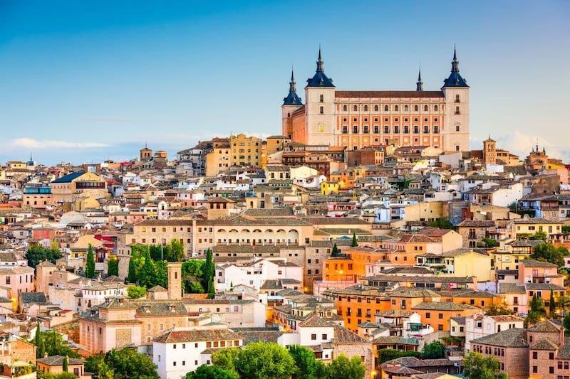 Uitzicht Toledo