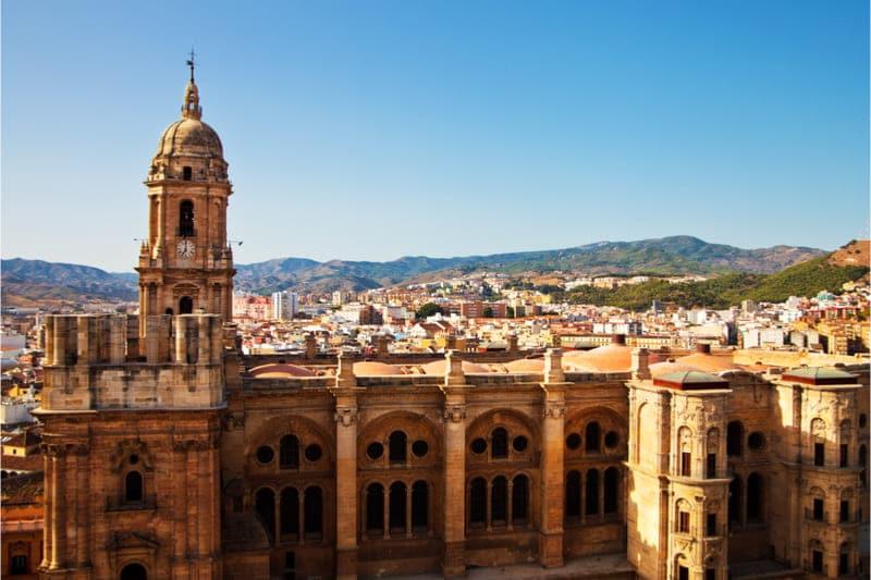 Kathedraal-Málaga