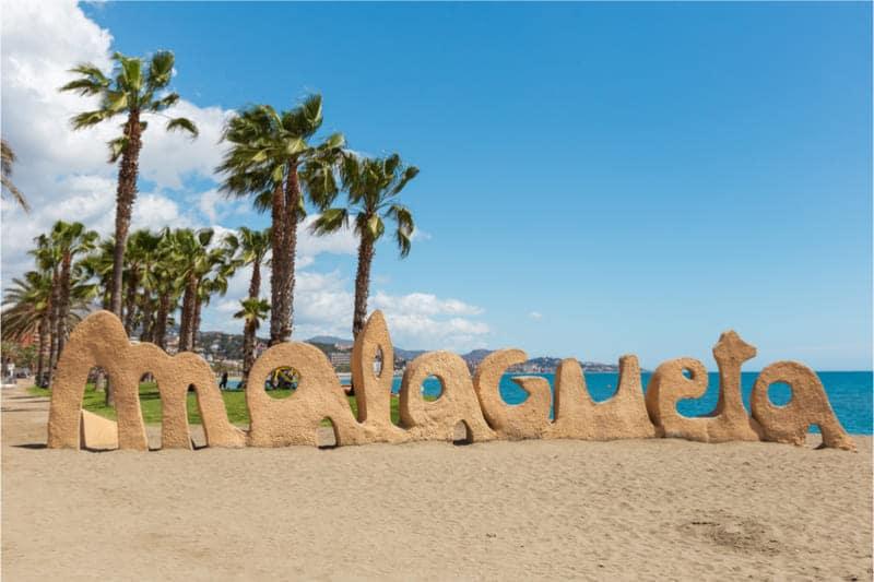Malagueta-strand-Malaga