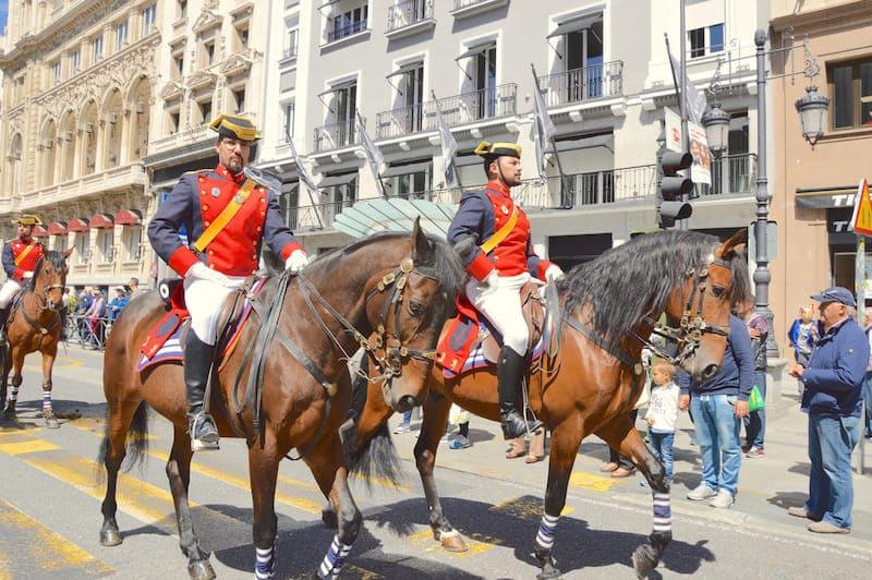 2 mei (Dos de Mayo): feest in Madrid!