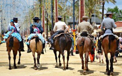 Caroline tipt: Feria del Caballo