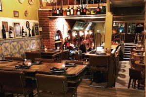 restaurant Triana Spanje