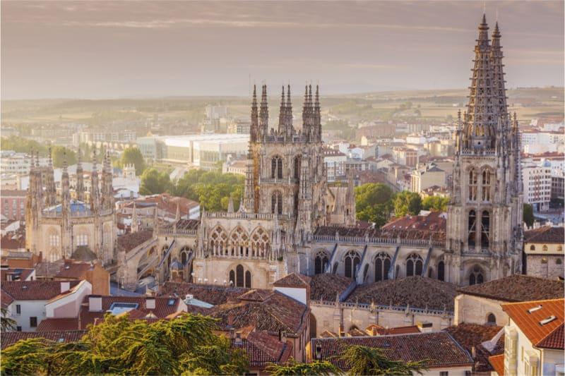Cultuur snuiven in Burgos