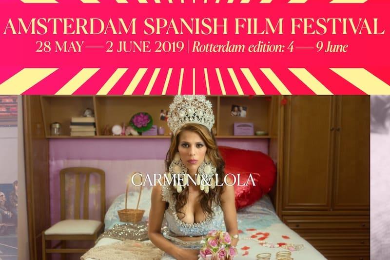 28 mei – 2 juni: Amsterdam Spanish Film Festival