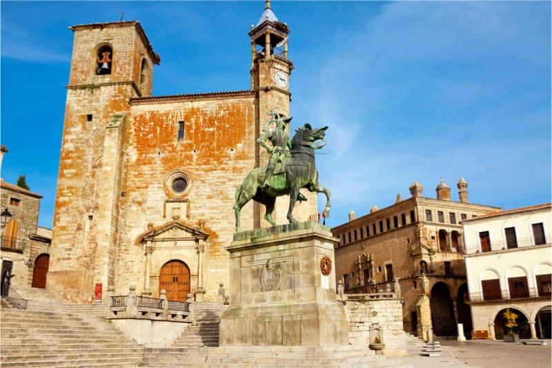 Fransisco-Pisarro-Trujillo-Spanje