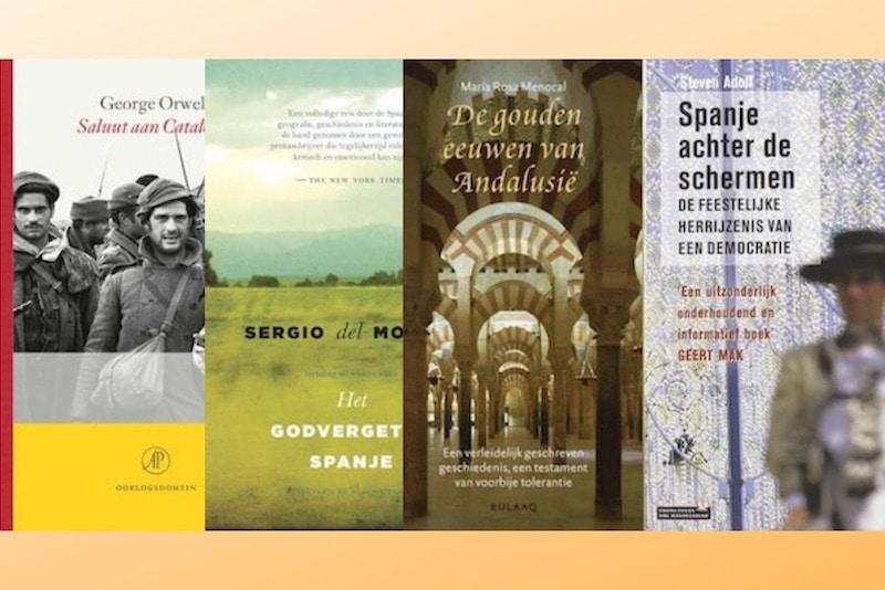 Boeken over Spanje