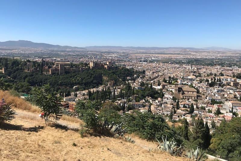 San Miguel Alto Granada