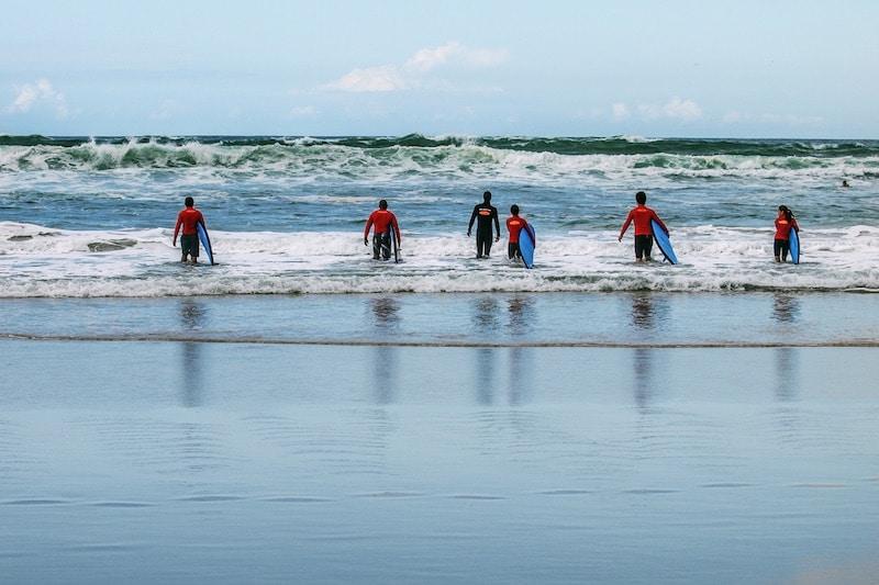 Surfen in Spanje: waar en wanneer?