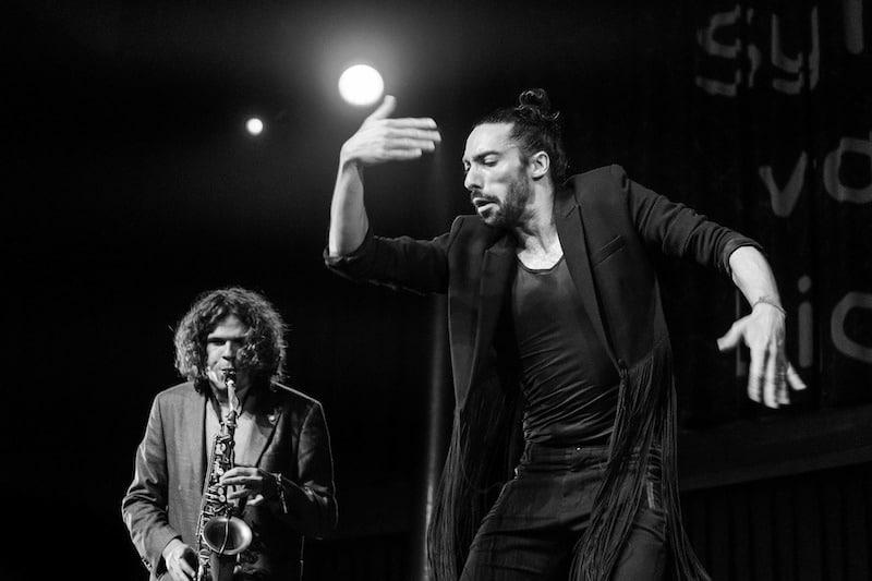 Symfonie van het Lichaam: flamenco-artiesten in Rotterdamse film