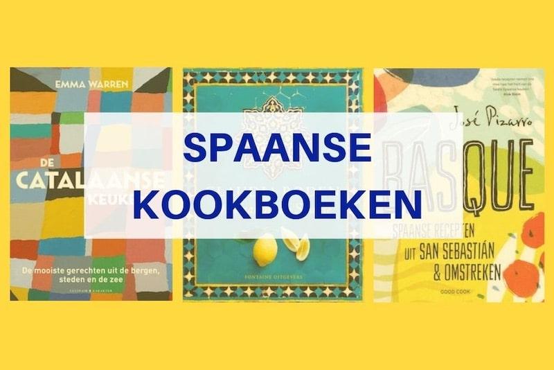 Onze favoriete Spaanse kookboeken