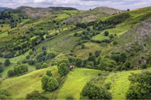 Landschap-Cantabrië