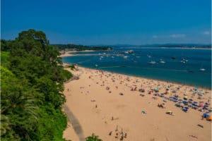 Santander-strand