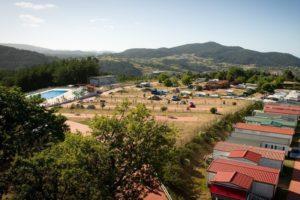 camping leagi baskenland