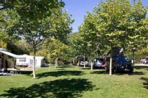 camping angosto baskenland