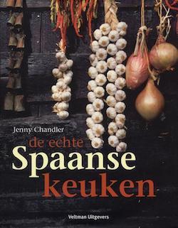 de echte spaanse keuken kookboek