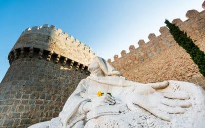In het spoor van Teresa: rondje Castilla y León