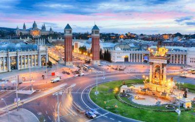 24 uur in Barcelona