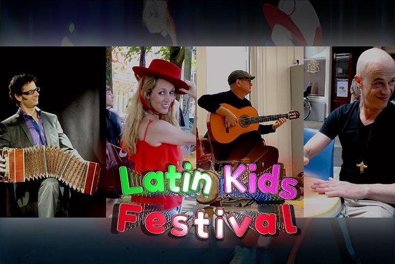 latin kids festival