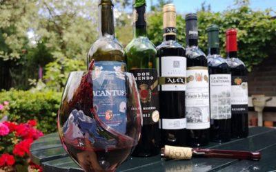 De beste Spaanse rode wijnen