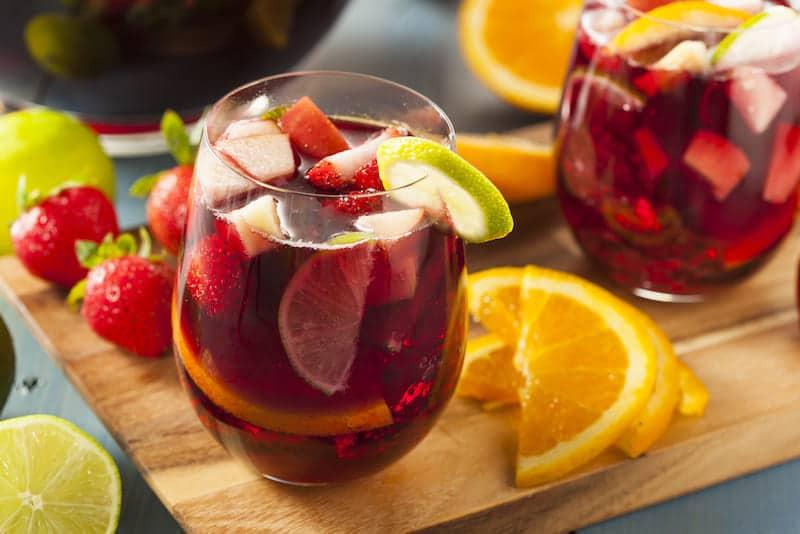 Spaans recept: sangria