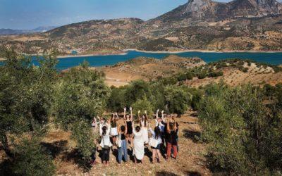 Fijne yoga retreats in Spanje