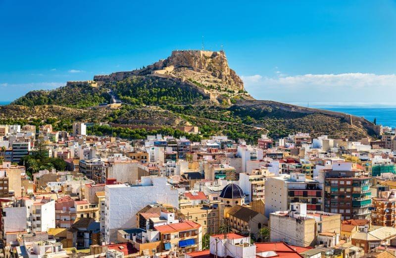 Top 10 beste hotels in Alicante