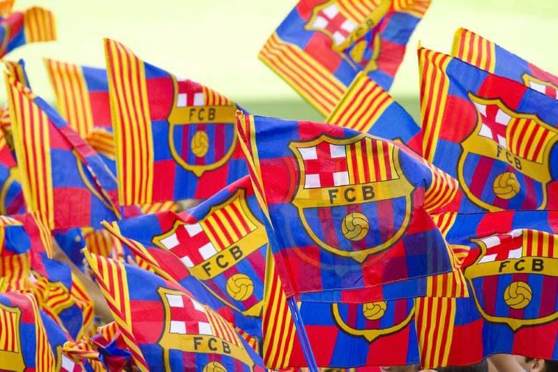 FC Barcelona en Camp Nou