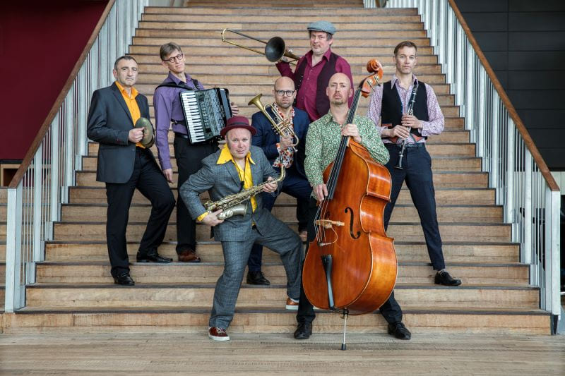 Winactie: Amsterdams Andalusisch Orkest & de Amsterdam Klezmer Band in Eindhoven