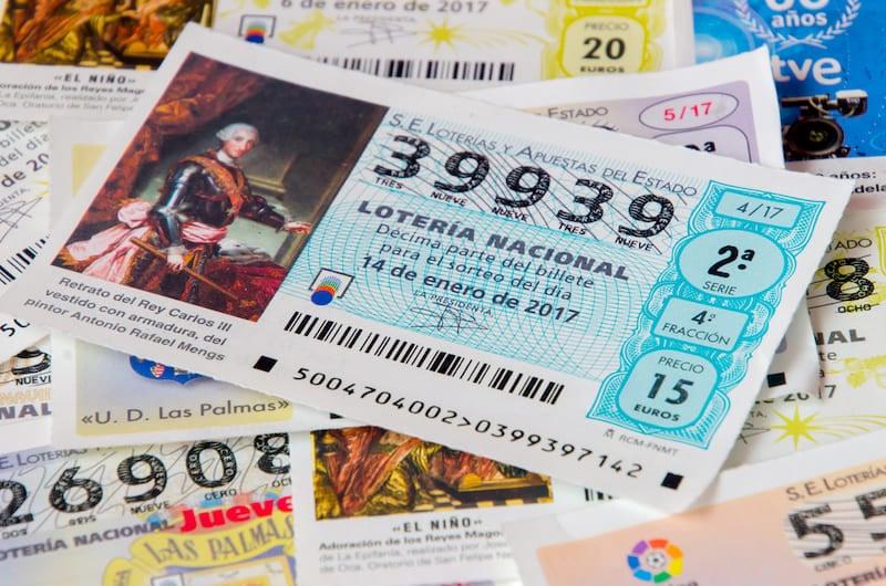 loten loterij