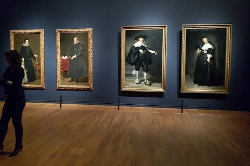 Rembrandt en Velázquez brengen Spanje en Nederland samen