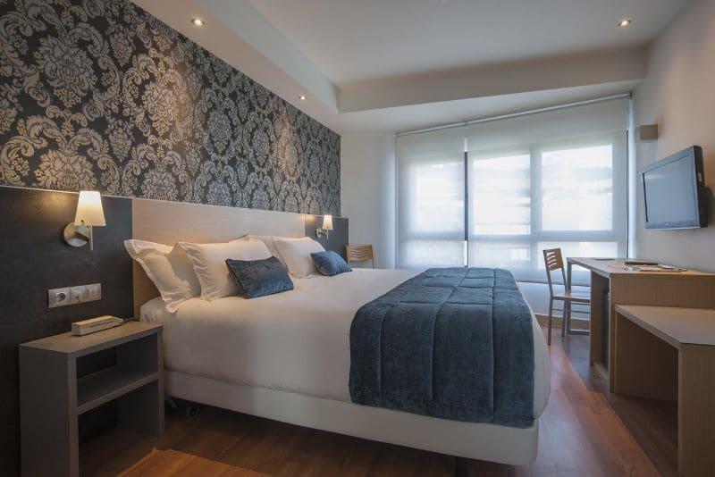 hotelkamer-sercotel-codina-san-sebastian