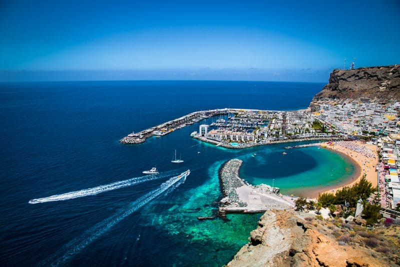 Top 10 beste hotels in Gran Canaria