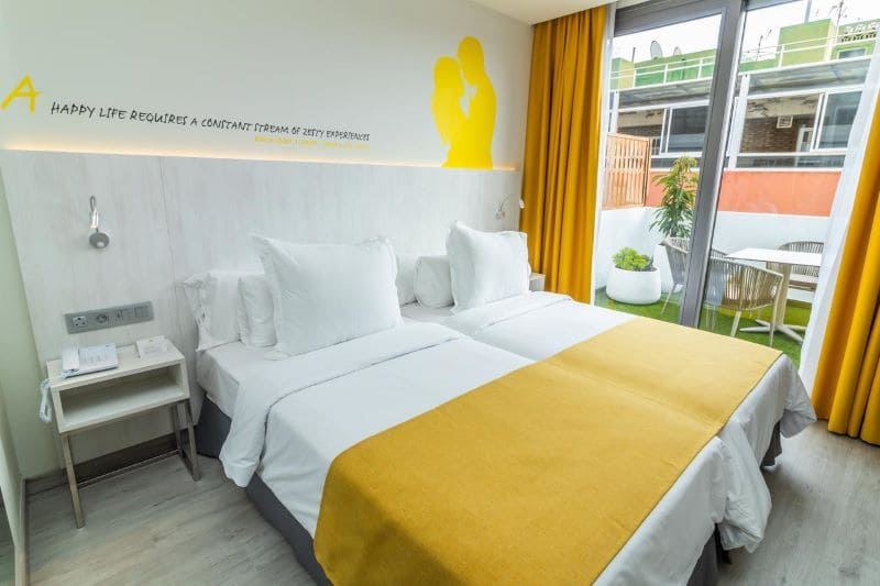 hotel-kamer-met-terras