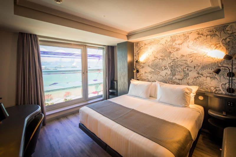 hotel-kamer-silken-saaj