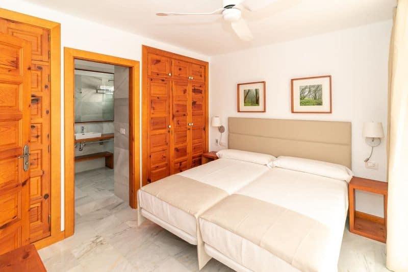 hotelkamer-parque-santiago