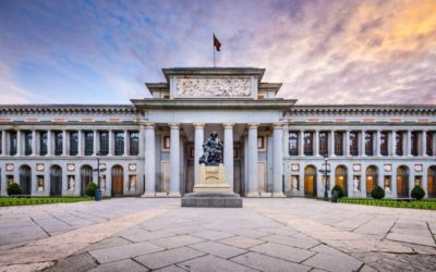 Het Prado Museum in Madrid