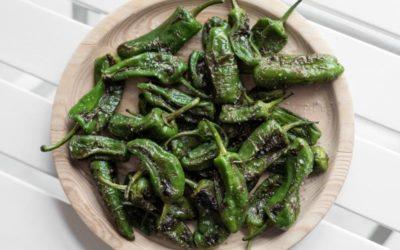 Spaans recept: Pimientos de Padron