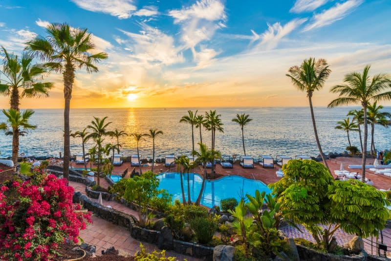 Top 10 beste hotels op Tenerife