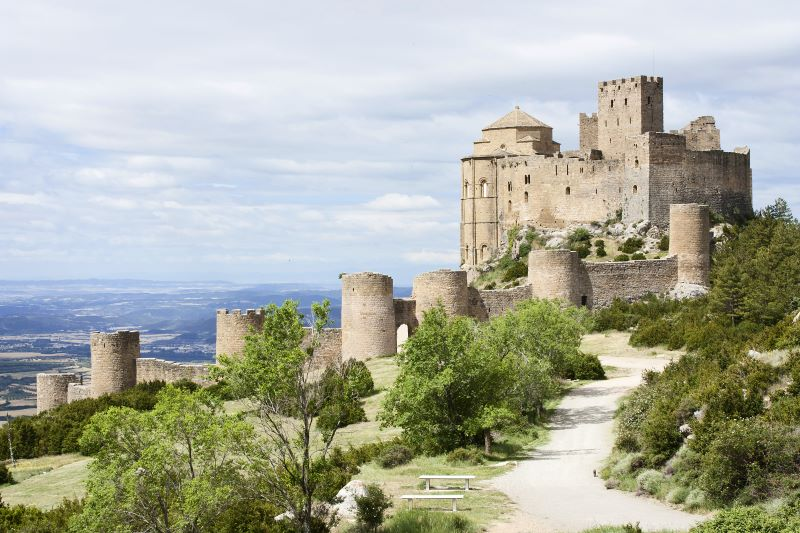 Kasteel Aragón